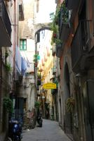 Salerno Streets by JessChateauneuf