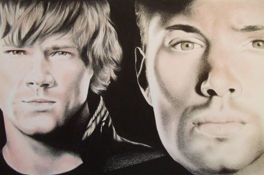 The Winchesters by LianneC