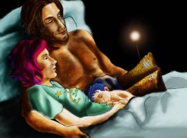 Bedtime Story by philotic-net
