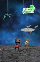 Little big Planet Star trek by Alondra-chui