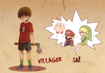 The Villager by ani12