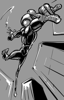 Spider-man: Out of Webs by SkipperWing