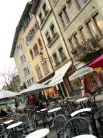 Cafes in Vieille Ville by Weezaround
