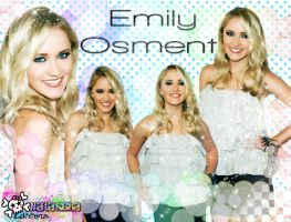 Emily Osment Blend by nataschamyeditions