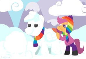Do you want to build a Snow-Dash? by Coggler