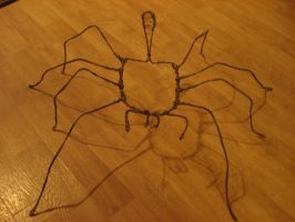 spider armature by BellaSofran