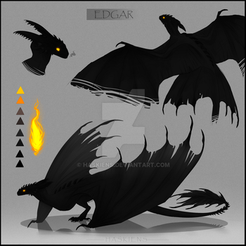 Edgar Reference by Haskiens
