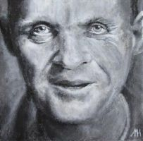 Hannibal Lecter by lucy1991