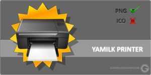 Yamilk Printer by Gurato