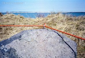 Rope-on-rock by TLO-Photography