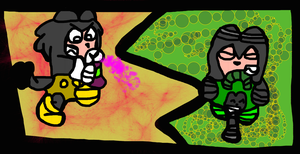 Brian And Ryan - Spray Can And A Bag Of Tricks by TheGr8estOne