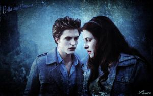 Bella and Edward by Lauren452
