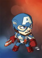 LBH Captain America by VPizarro626