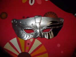 Allen Walker mask by lanfear-chess