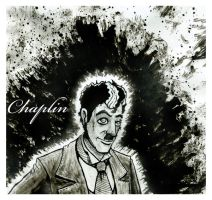 Sir Charles Spencer Chaplin by SinfulFreedom