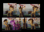 MLP Custom Dr. Whooves by himanuts