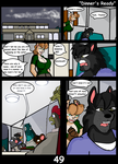 The Cat's 9 Lives! p49 by TheCiemgeCorner