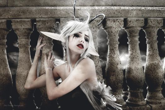 The Grey Faerie of Neopia - Neopets Cosplay by DuysPhotoShoots