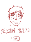 Frank Iero by thiriaungaye123