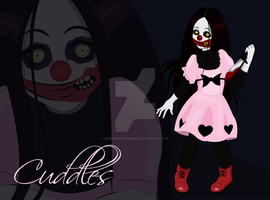 Living Dead Doll, Cuddles by xArcticPrincessx