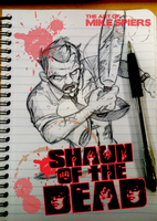 SHAUN OF THE SKETCH by spiers84