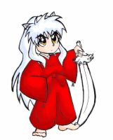 Inuyasha by Jackie-the-druid