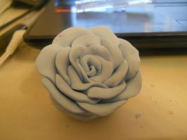 Flower Made Out of Clay by HelloKittyGirl11