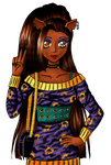 Clawdeen - School's Out by Elythe