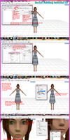 MMD Faical tutorial by Littleaerith2140