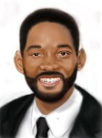 Will Smith by dawn-is-dead