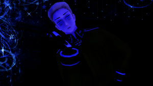 MMD ~Germany in the blue~ by hetalia777777