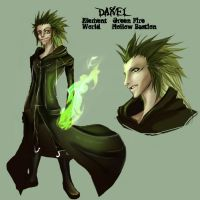 daxel char sheet thing by Daxel