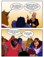 Crowley and the Beasts by BennytheBeast
