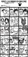 100 Character Meme: 1-52 by kd99