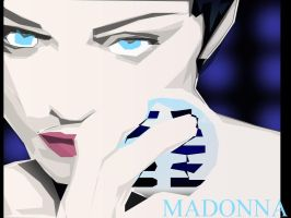 madonna 16 by haveacookie