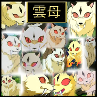 Inuyasha-Kirara Part2 Collage by Strawberry-of-Love