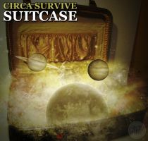 Circa Survive Suitcase by NeverenderDesign
