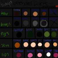 PA - Penelope - Extended Palette by Derpika