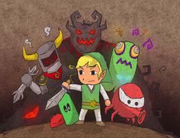 The Legend of Zelda Tribute by DRLM