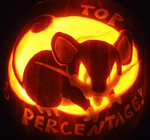 TOP PERCENTAGE PUMPKIN by johwee
