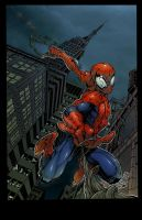 SPIDEY TALES colour by eL-HiNO