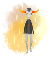 tavros by omgAshley
