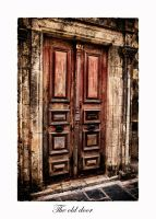 The old door by calimer00