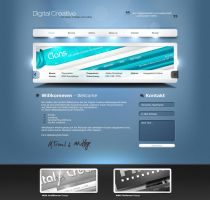 Digital-Creative Portfolio by mike-hege