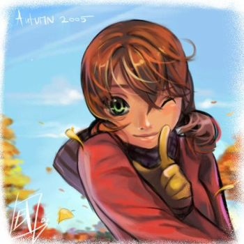 Autumn 2005 by borammy