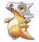 Cubone by endless-whispers