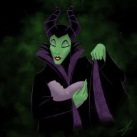 Maleficent: What if? by JoGoNeXX