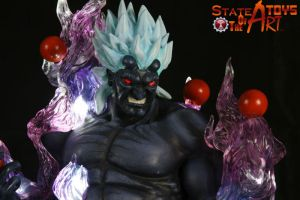 1/6 Scale Oni Statue up for Pre-Order! by StateOfTheArt-toys