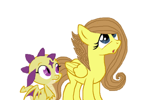 Gingersnap and Golden Scales by XxGinger-The-StarxX