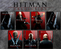 Hitman Absolution Pack by dander2